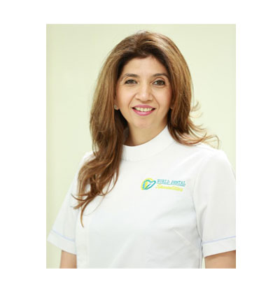 Dr. Ferzin Turner Vazifdar - Specialized in Orthodontics and Cosmetic Dentistry